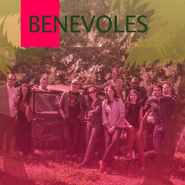 Bénévoles Vinelive 2018