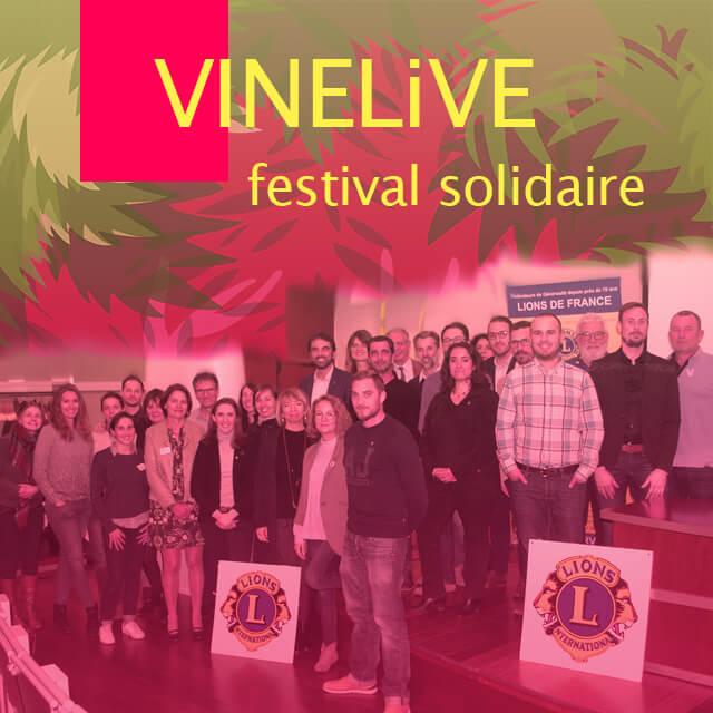 Bénévoles Vinelive 2019